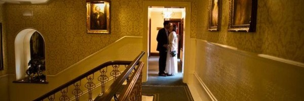 Sophie & Ty at Petersham Hotel