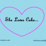 She Love Cake...