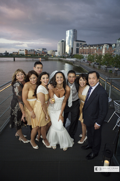 Wedding Party - Limerick - Ian McGraw LBIPP