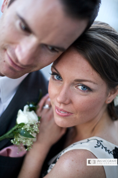 Bride & Groom - Putney - Ian McGraw LBIPP