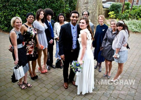 Petersham Hotel Weddding - Richmond Upon Thames 2010
