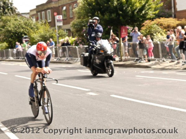 Bradley Wiggins - London 2012