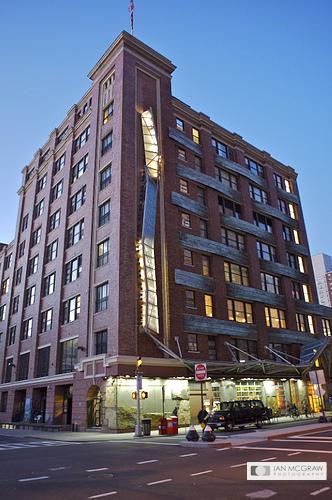Chelsea Market NYC - Ian McGraw LBIPP