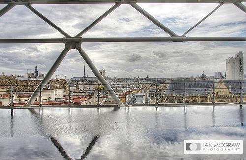 Pompidou Centre - Ian McGraw LBIPP