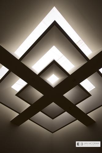 Louvre Ceiling - Ian McGraw LBIPP