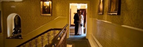 Sophie & Ty at Petersham Hotel