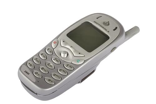 Motorola Mobile Phone - Client: Sonus Networks
