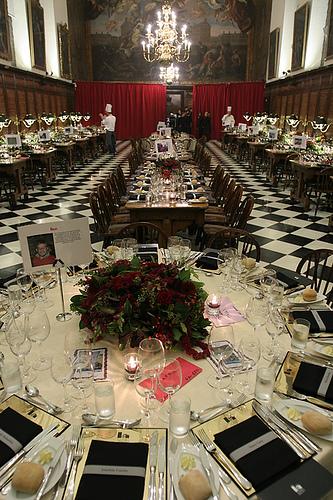 Royal Chelsea Hospital Reception - London - Ian McGraw LBIPP