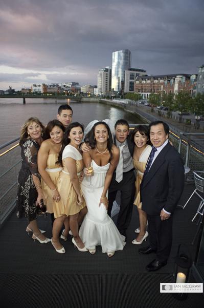 Wedding Party - Limerick - Ian McGraw LBIPP