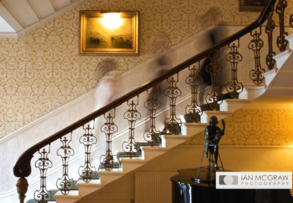 Bride and Bridesmaids - Petersham Hotel - Ian McGraw LBIPP