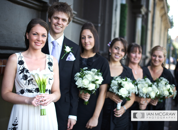 Bridal Party - Putney - Ian McGraw LBIPP