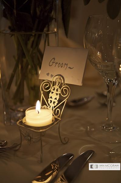 Table Decorations - Ian McGraw LBIPP