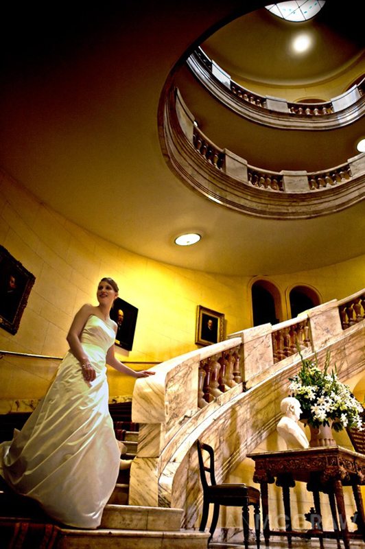 Wedding Photography at St Paul's August 2010 London7