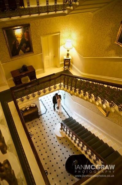 Petersham Hotel Weddding - Richmond Upon Thames 2010