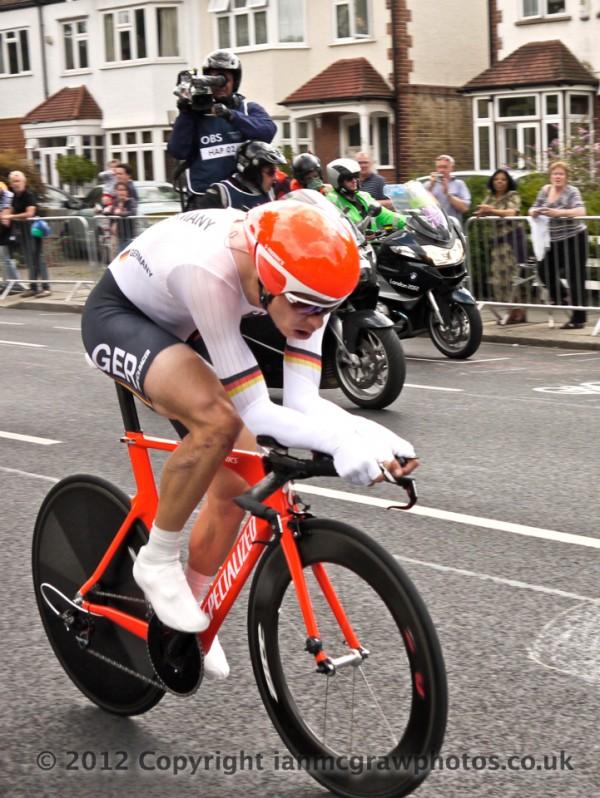Tony Martin - London 2012